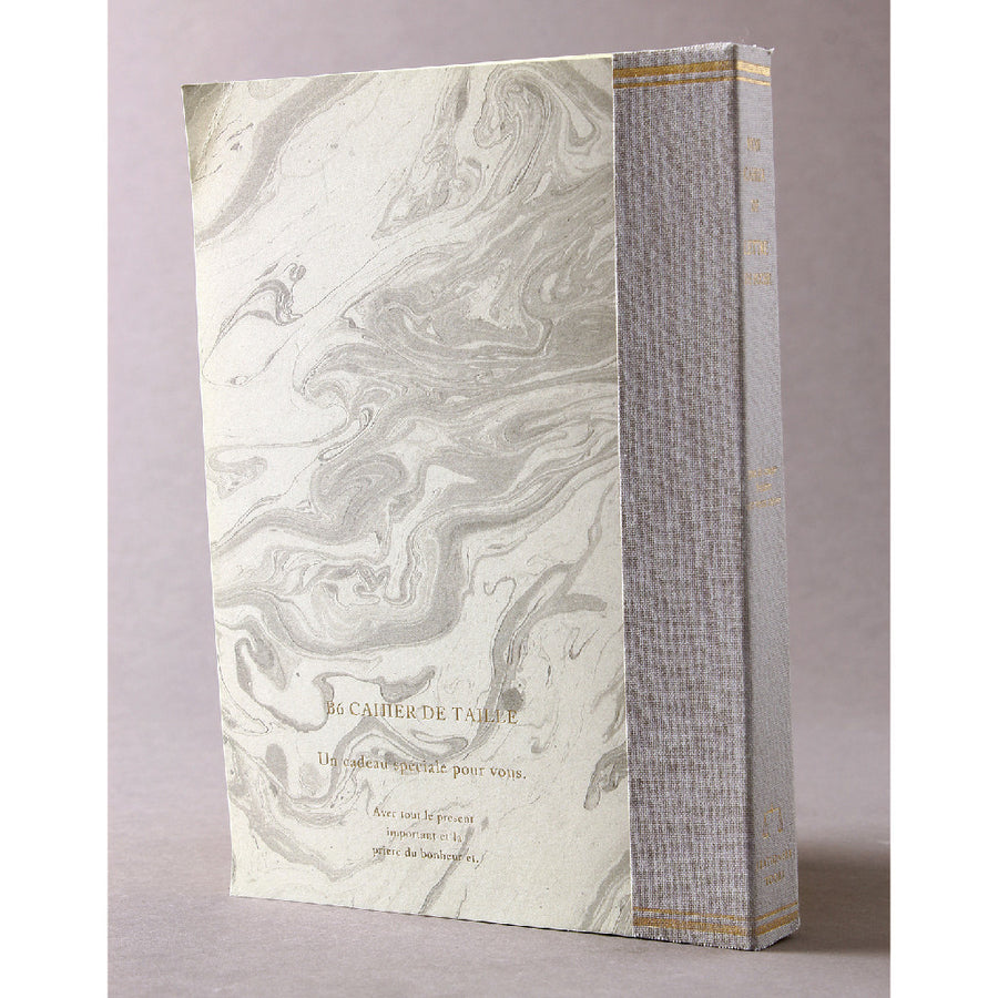 B5 Recycled Paper NoteBook - Marble (7