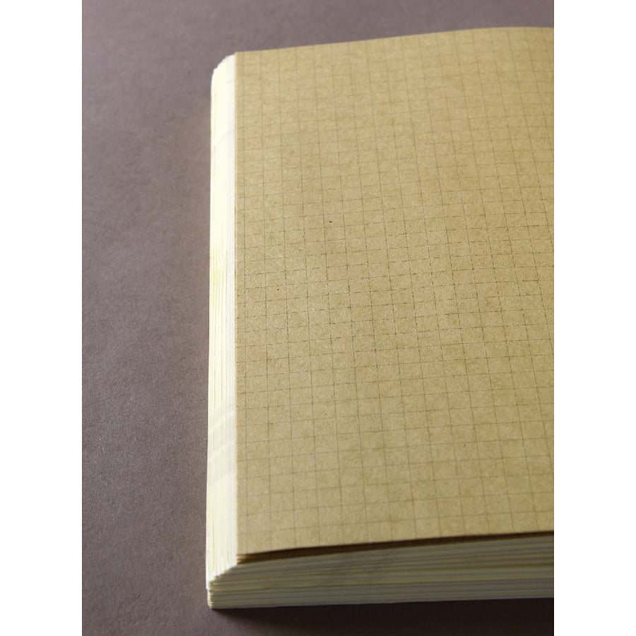 B5 Recycled Paper Notebook - Floral (7