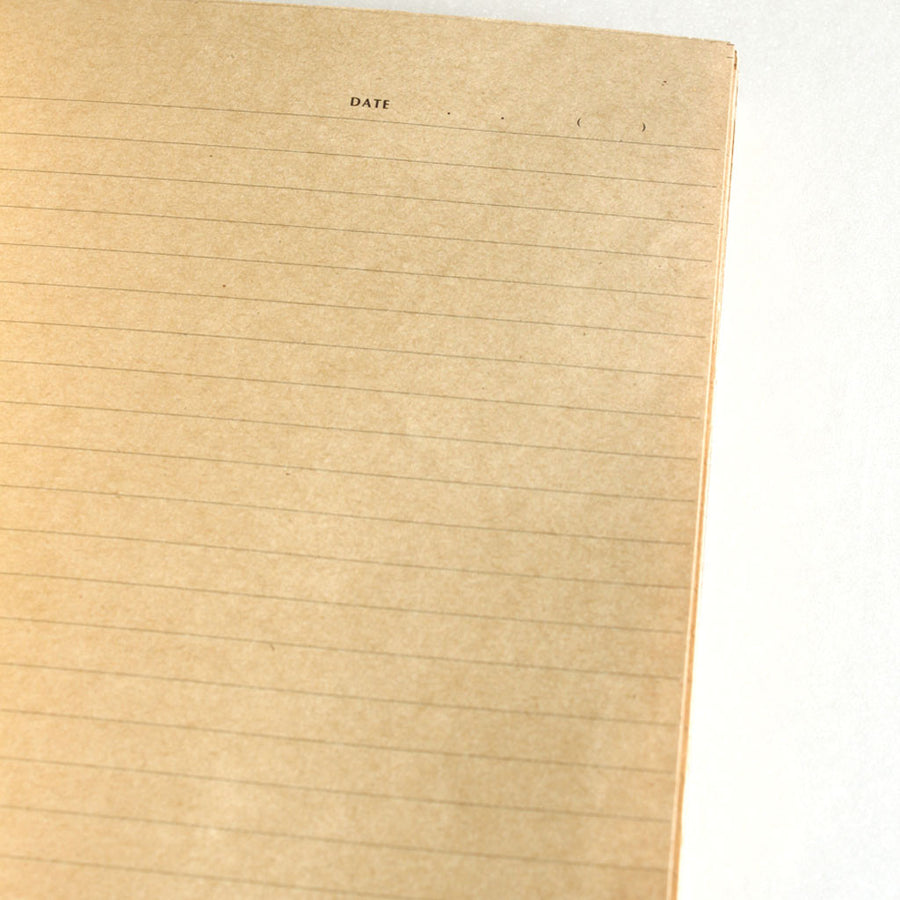 A7 Recycled Paper NoteBook - Diary (3