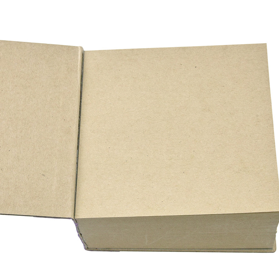 Book Style Recycled Paper Memo Pad - 4.72