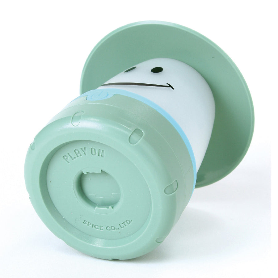 SMiLE Soft LED Night Lantern - Green | Battery-Operated
