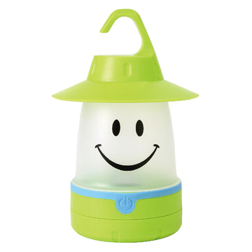 SMiLE Soft LED Night Lantern - Lime | Battery-Operated
