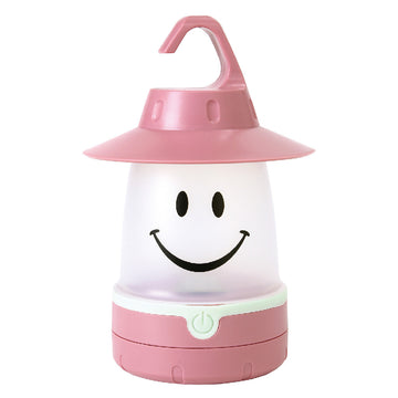 SMiLE Soft LED Night Lantern -Pink | Battery-Operated