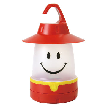 SMiLE Soft LED Night Lantern -Red | Battery-Operated