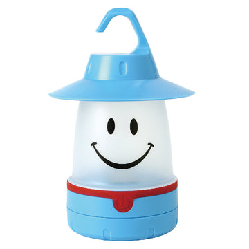 SMiLE Soft LED Night Lantern -Sky Blue | Battery-Operated