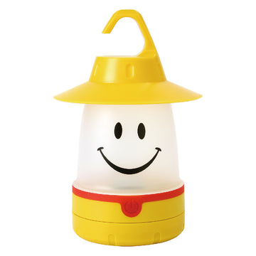 SMiLE Soft LED Night Lantern - Yellow | Battery-Operated