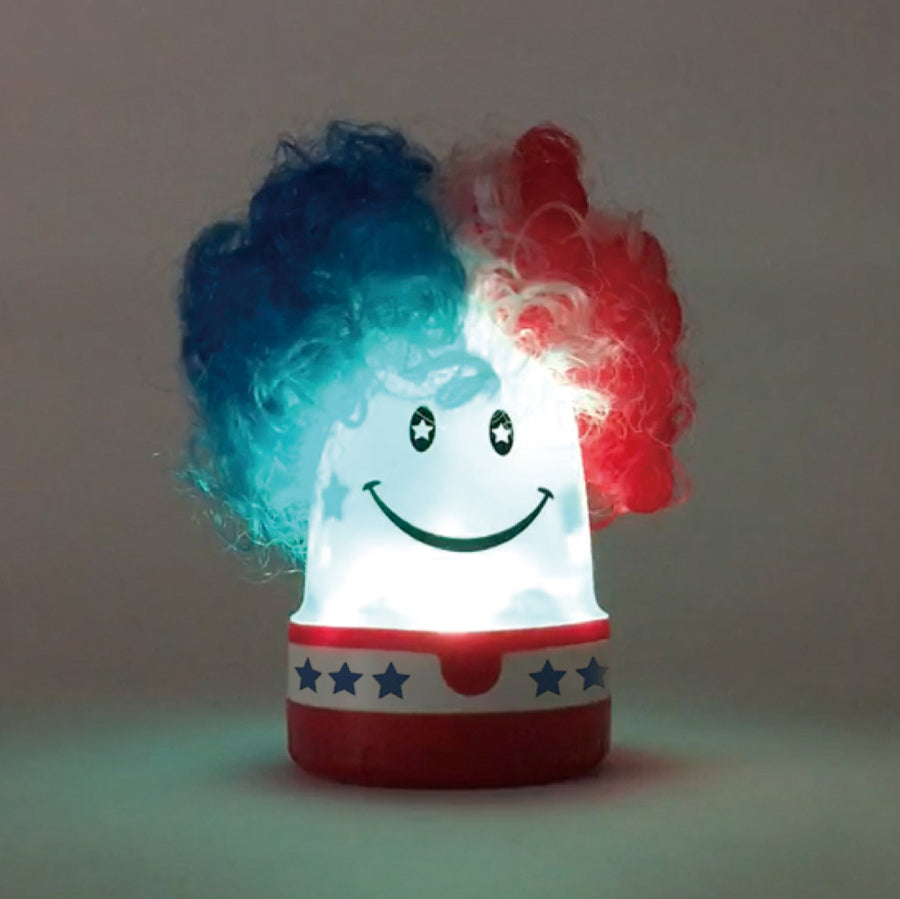 SMiLE Soft LED Night Lantern - Multicolor, USA | Battery-Operated