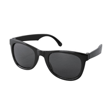 Children/Toddlers Fashion Sunglasses - Square, Black - UV-Protected Summer Eyewear, Kids 4-14 Years