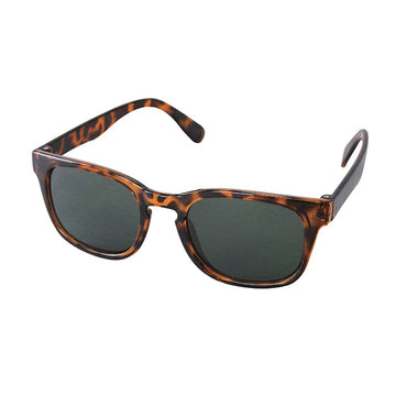 Children/Toddlers Fashion Sunglasses - Square, Brown - UV-Protected Summer Eyewear, Kids 4-14 Years