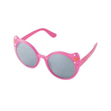 Children/Toddlers Fashion Sunglasses - Cat Pink - UV-Protected Summer Eyewear, Kids 4-14 Years