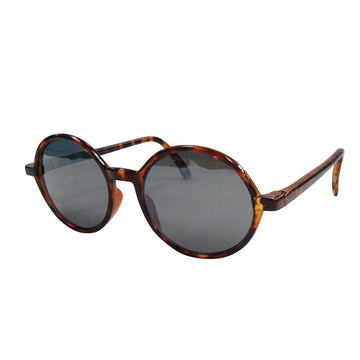 Children/Toddlers Fashion Sunglasses - Mirror, Brown - UV-Protected Summer Eyewear, Kids 4-14 Years