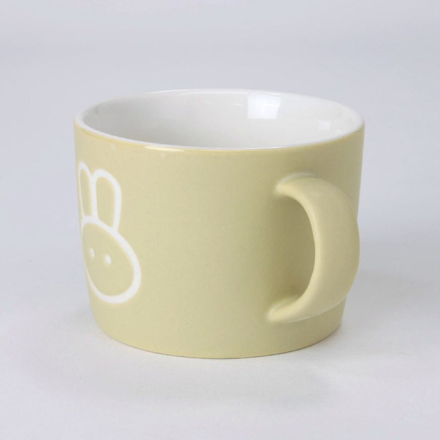 Ceramic Kids Mug  - Rabbit