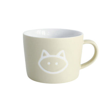 Ceramic Kids Mug  - Cat