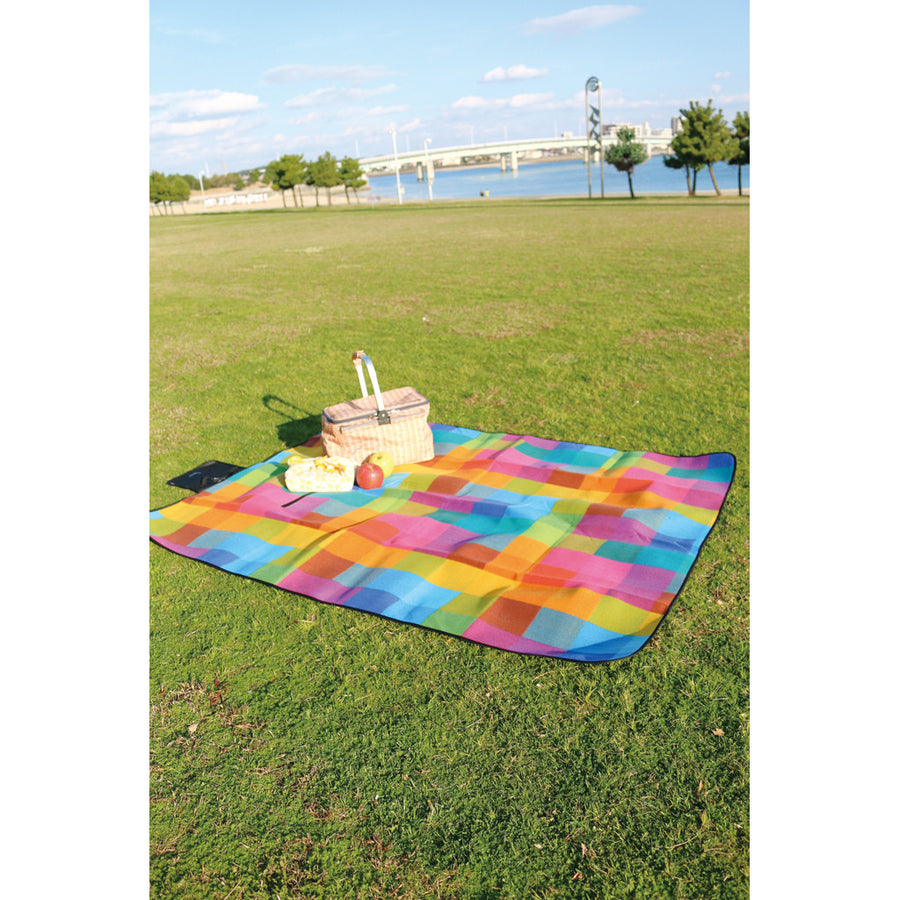 Picnic Mat, Waterproof Ground Covering - Muli Color