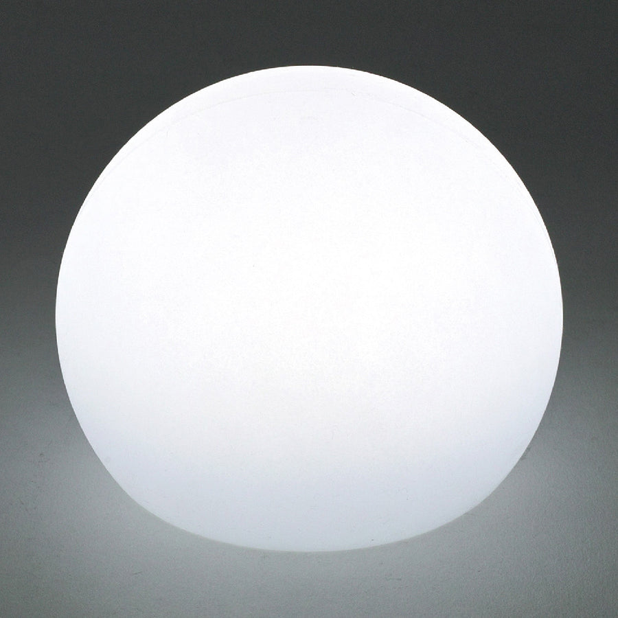 Solar Powered  LED Light, Changing Color - Round, Small - Rechargeable with Remote