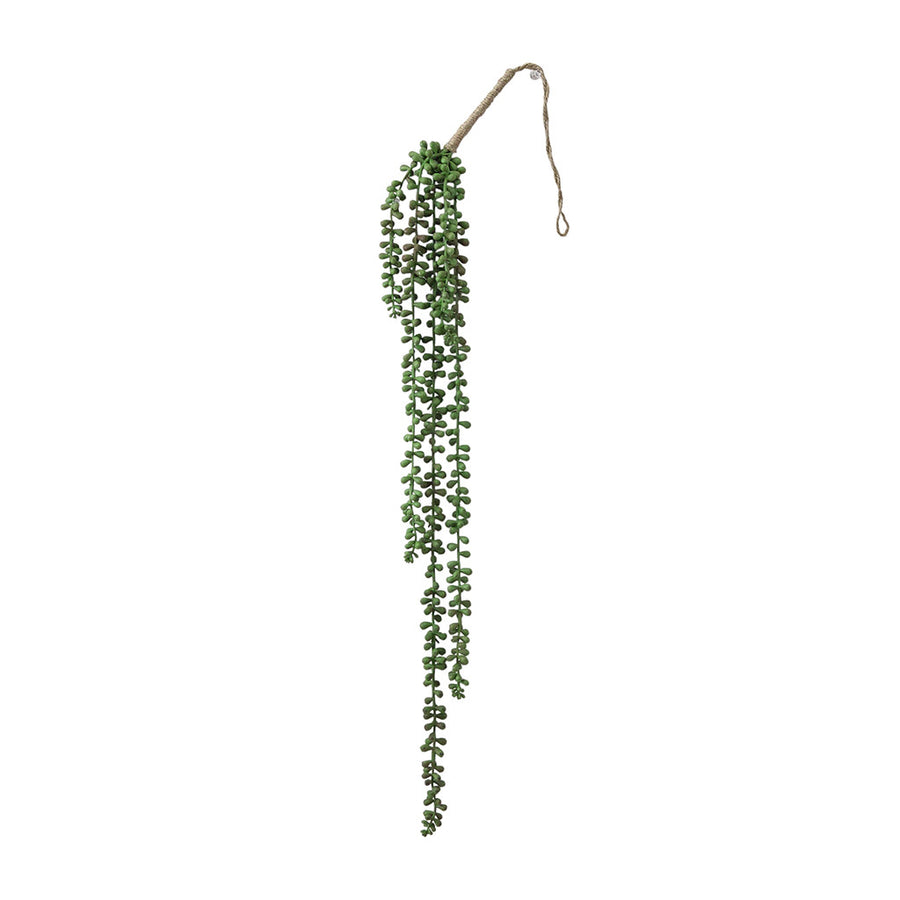 Imitation Plant Hanging Swag Bean Leaves A