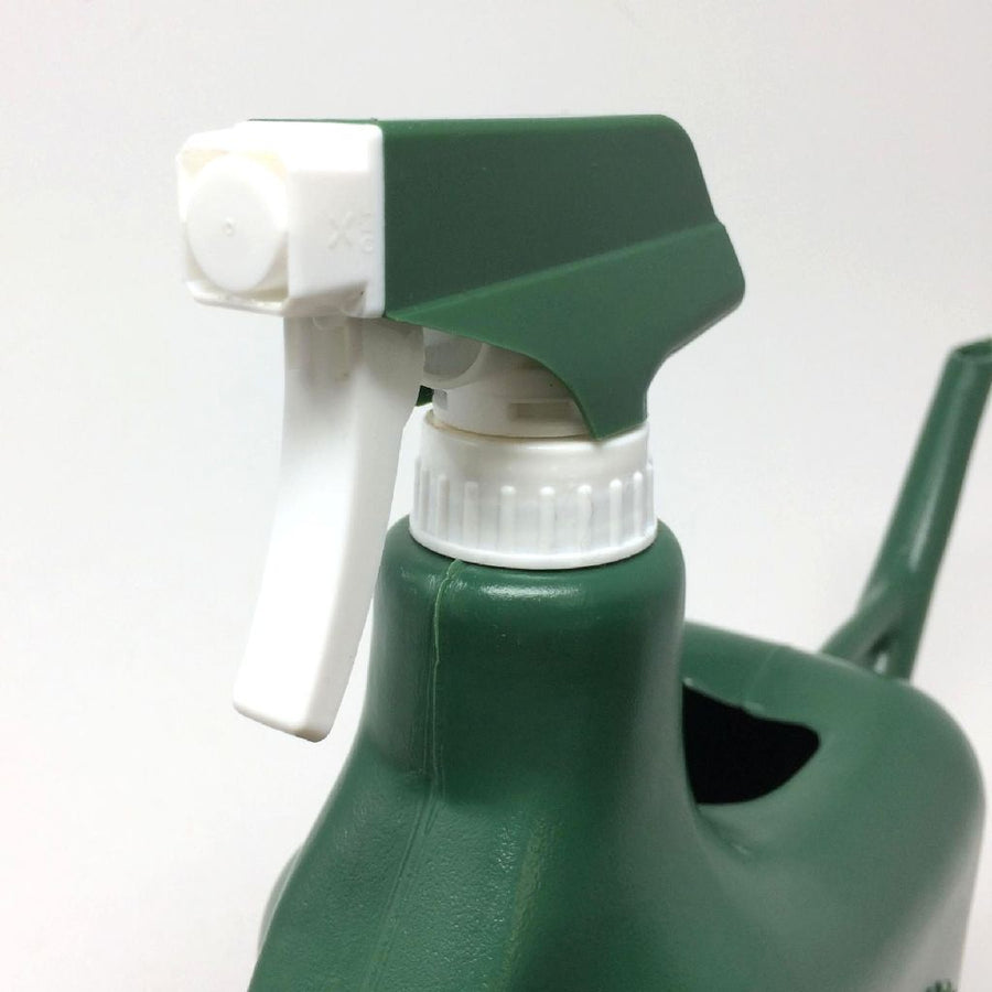 Multipurpose Spray Bottle - Watering Pot and Sprinkler - Green