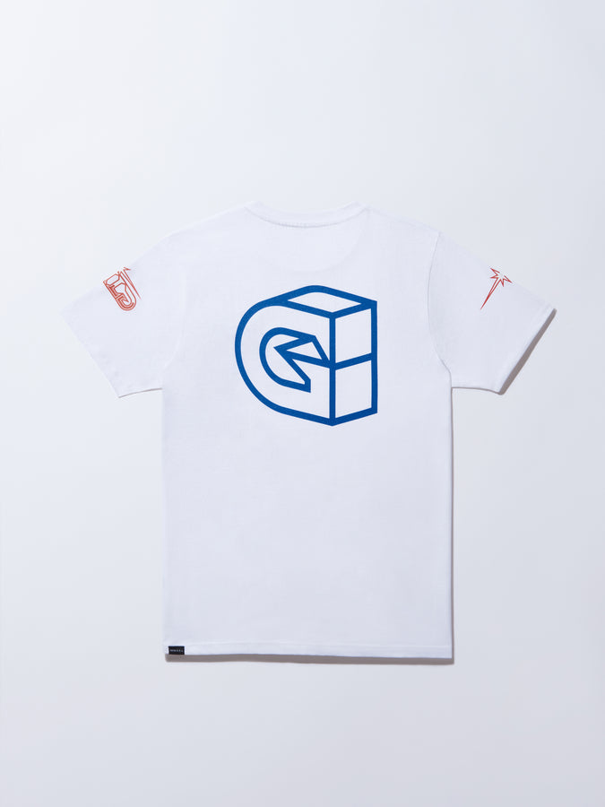 Guild T-shirt - White