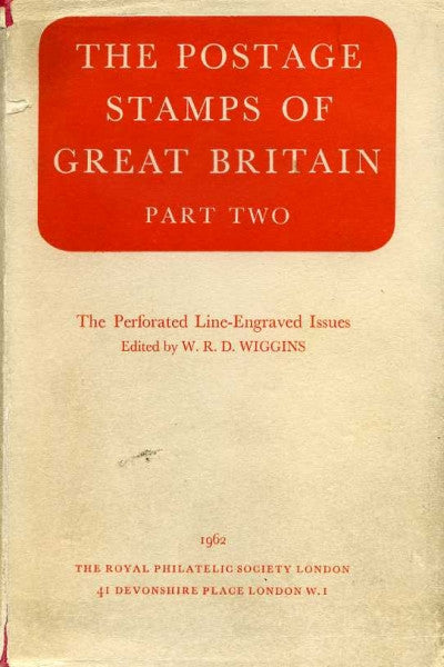 1962 The Postage Stamps Of Great Britain
