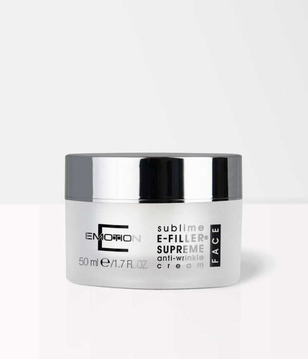 E-FILLER SUPREME CREAM VISO