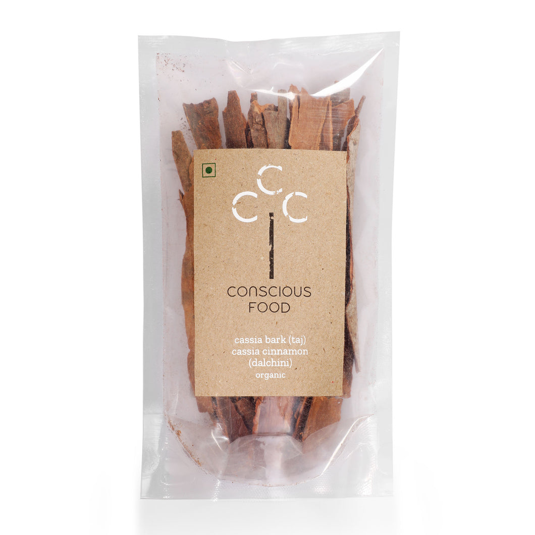 Cinnamon (Dal Chini) - Conscious Food Pvt Ltd