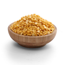 Load image into Gallery viewer, Split Bengal Gram (Chana Dal) - Organic - Conscious Food Pvt Ltd