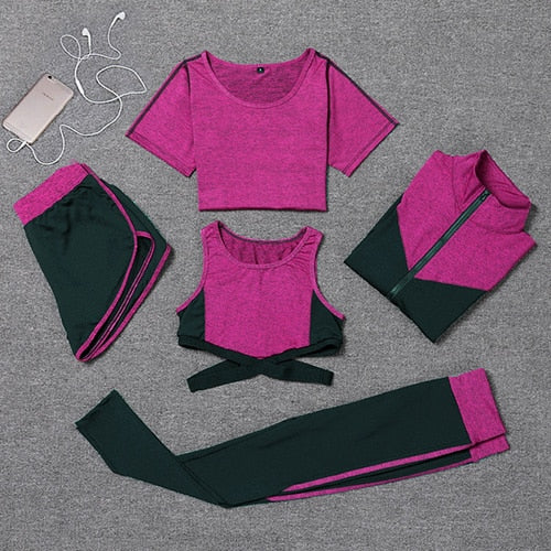Women Yoga - Fitness Clothes