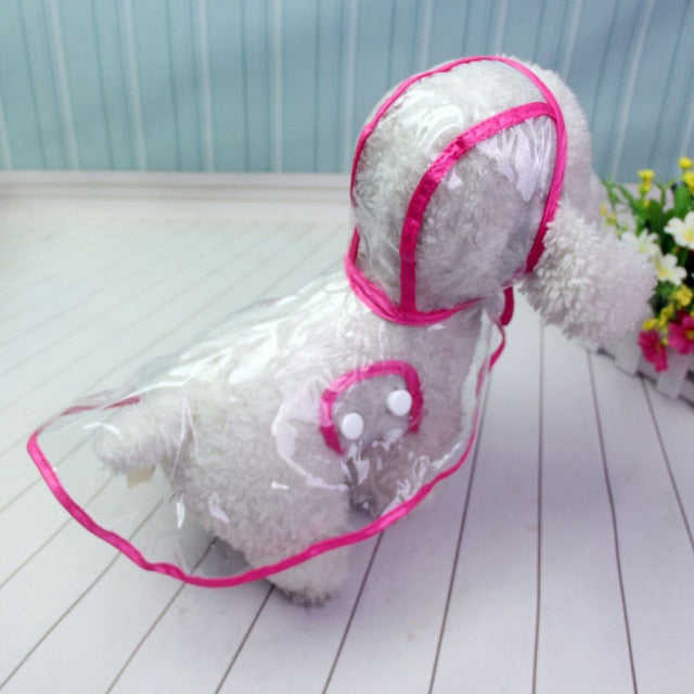 Pet Accessories - Rain Coats