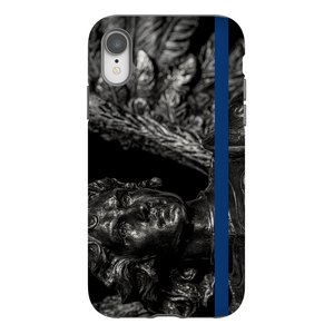St Michael // Thin Blue Line // Matte Tough-Case