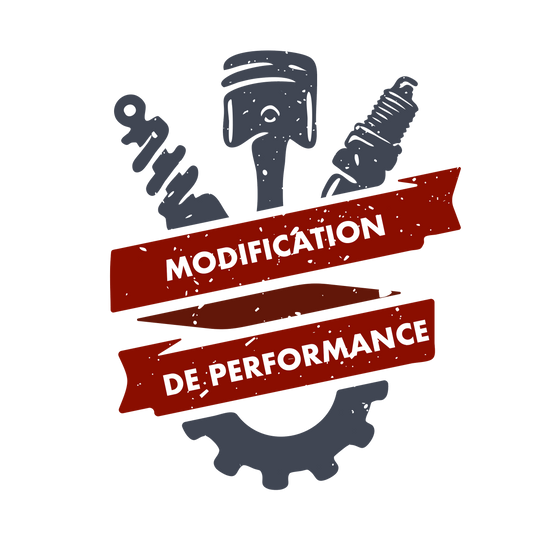 Modifications de performance