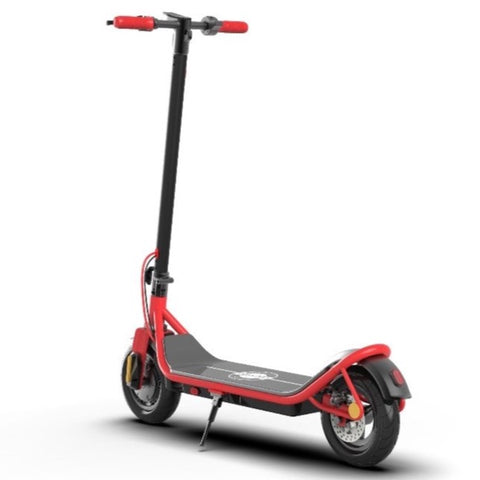 Red Urband Drift electric scooter for adults and children. |EZOOM|EZOOMTech
