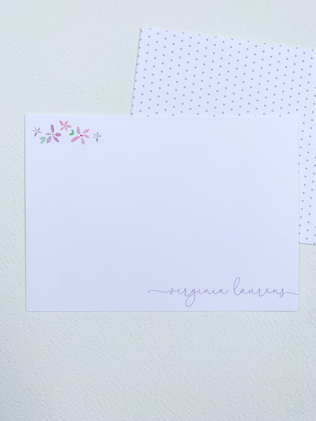SWEET PEA STATIONERY