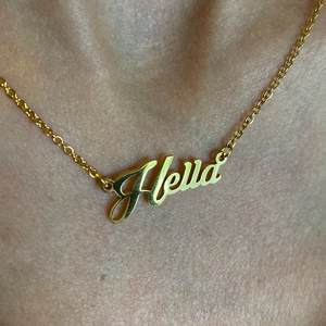 Hella Necklace - Hella Shirt Co.