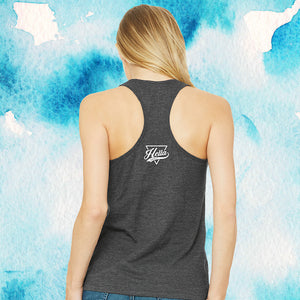 Hella Women's Racerback Tank Top - Hella Shirt Co.