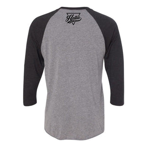Hella 916 Baseball Tee - Hella Shirt Co.