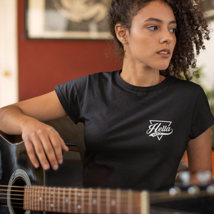 Signature Hella Shirt Co. Women's Fitted T-Shirt - Hella Shirt Co.