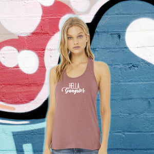 Hella Gangster Tank Top (2 styles) - Hella Shirt Co.