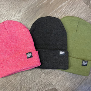 Signature Hella Shirt Co. Beanie (3 Colors) - Hella Shirt Co.