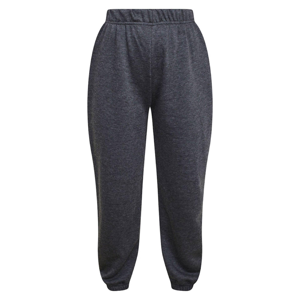 Dark Grey Joggers - Flamour.ro