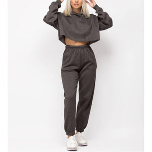 Soft Grey Tracksuit