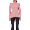 Pink Highneck Pullover - Flamour.ro