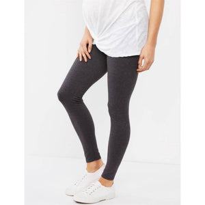Maternity Grey Thermal Leggings