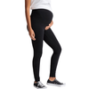 Maternity Cotton Leggings - Flamour.ro