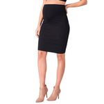 Maternity Cotton Skirt - Flamour.ro
