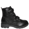 Metallic Black Boots - Flamour.ro