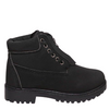 Matte Black Boots - Flamour.ro