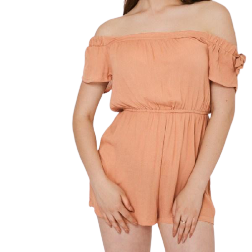 Nude Playsuit