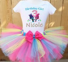 Load image into Gallery viewer, Trolls Branch And Poppy Birthday Tutu Outfit