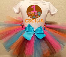 Load image into Gallery viewer, Coco Customized Birthday Tutu Outfit-Pixar