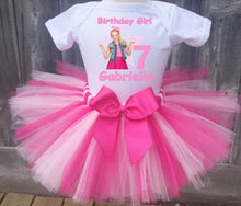 Load image into Gallery viewer, JoJo Siwa  Birthday Tutu Outfit